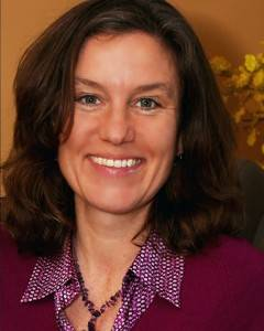 Rebecca Sharpe CEO