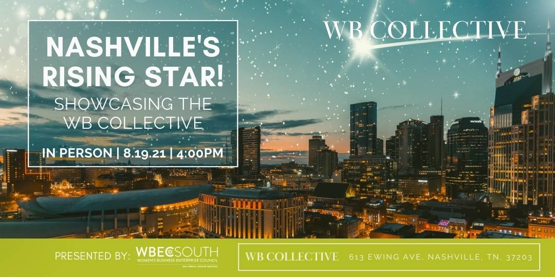 WBEC South Hosts Ribbon Cutting at WB Collective on Thursday, August 19th